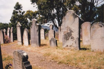 Isle of the Dead Cemetery