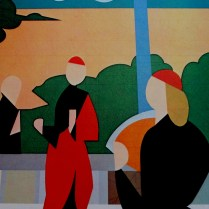 Tom Philips | After Rafael | Brian Eno | Another green World