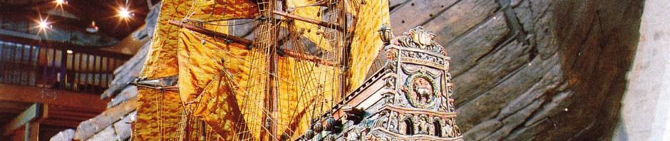 Batavia Ship Model - Fremantle Museum