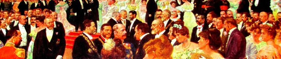 Wilhelm Gause | Court Ball at the Hofburg