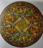 Escher - circle limit III, is it art?
