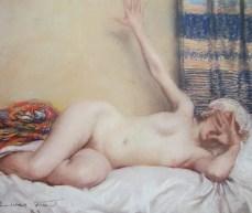 Janet Agnes Cumbrae-Stewart | The Awakening Yawn
