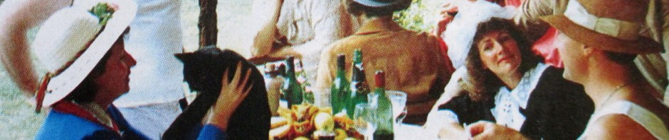 Copy art, Renoir replica , Luncheon of the Boating Party, photograph, photography, parody, Renoir, is it art?