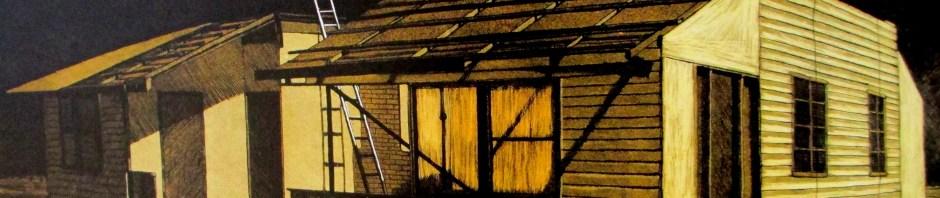 David Frazer - The Ladder, art, is it art?