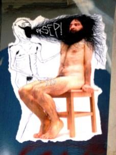 OKSEP does Mueck, street art, street artists, is it art?