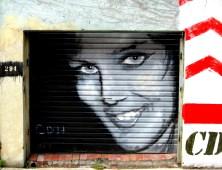 CDH, Wangaratta Street Richmond, Richomond, Melbourne, street art, street artists, CDH, stencil art, Is it art?