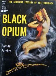 Claude Farrere | Black Opium