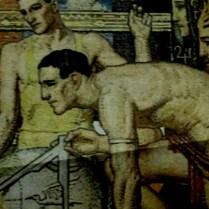 Mervyn Napier Waller | mural