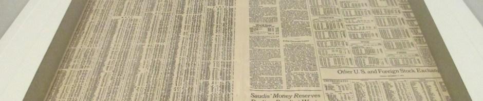 On Kawara   Wednesday Dec 12 1979