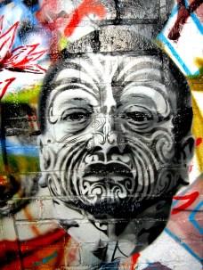 HaHa stencil   Melbourne CBD