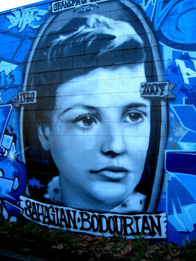 DVATE | Sahagian Bodourian | Grandma of Olga