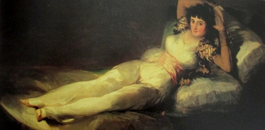 Francisco Goya - The Clothed Maja