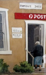 Carolyn Marrone | Post Office Harcourt