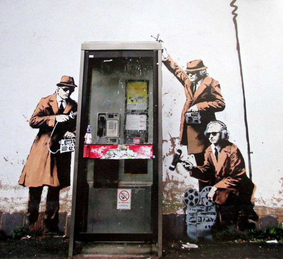 Banksy | Listen Like Thieves