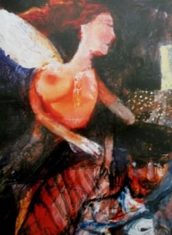 Garry Shead | Rembrandt's Angel