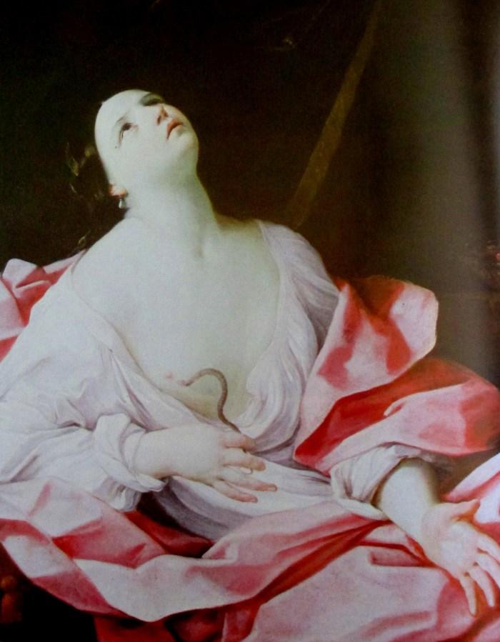 Guido Reni | Cleopatra with Asp