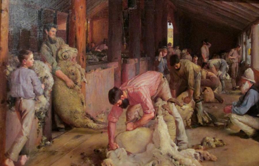 Tom Roberts | The Shearer