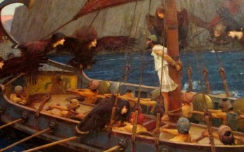 John William Waterhouse | Ulysses and the Sirens