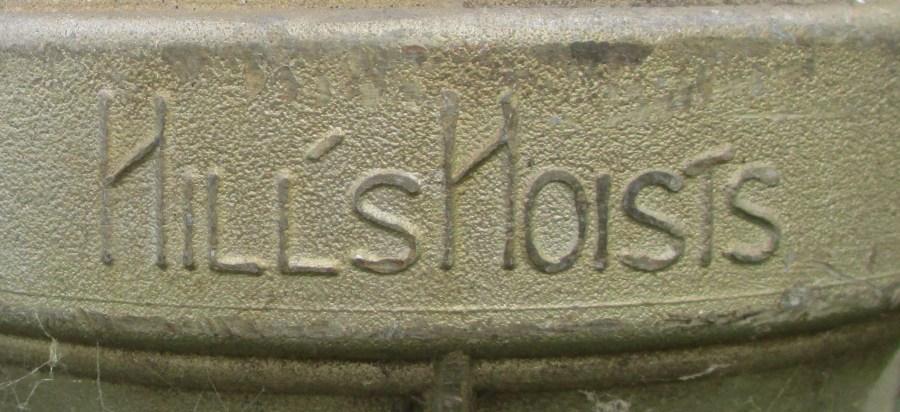 Hill's Hoist