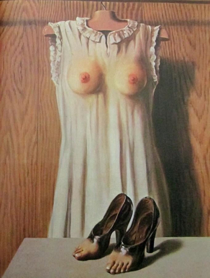 Rene Magritte | Philosophy in the Boudoir