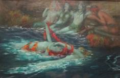 Rupert Charles Wulsten Bunny | Mermaids Dancing