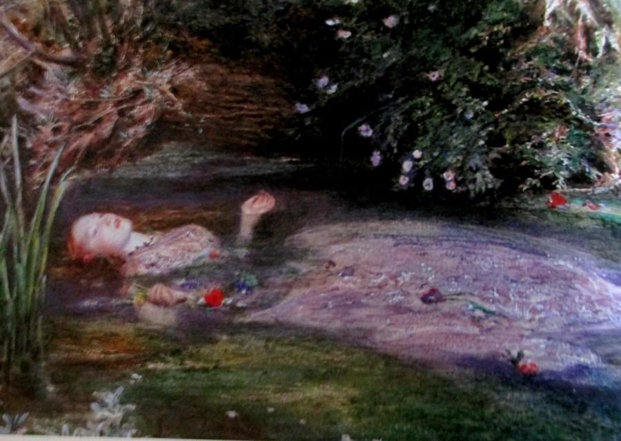 John Everett Millais | Ophelia (1865-66)