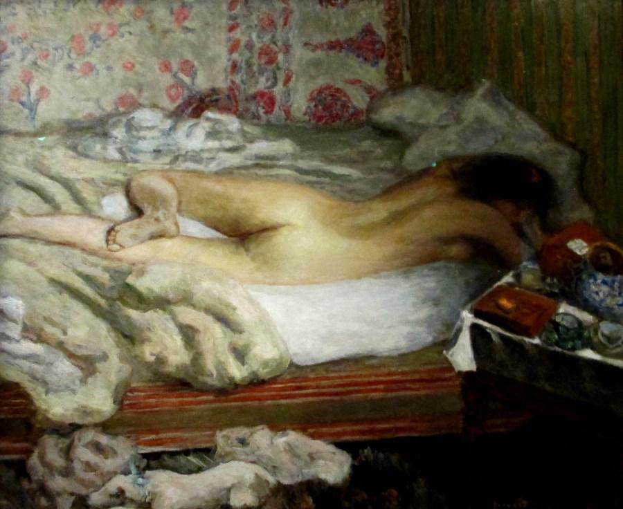 Pierre Bonnard | Siesta (1900)
