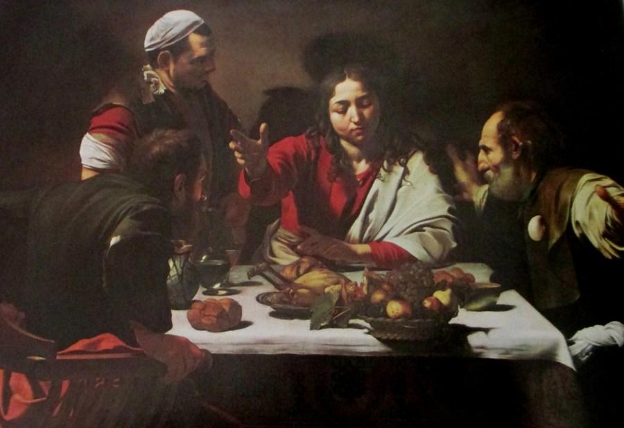 Michelangelo Merisi da Caravaggio   Supper of Emmaus