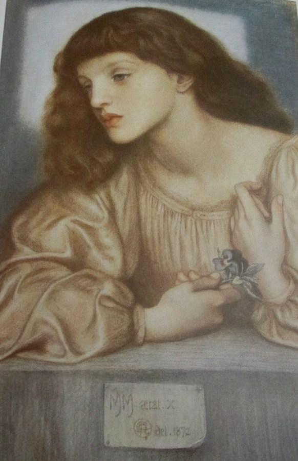 Dante Gabriel Rosetti | May Morris