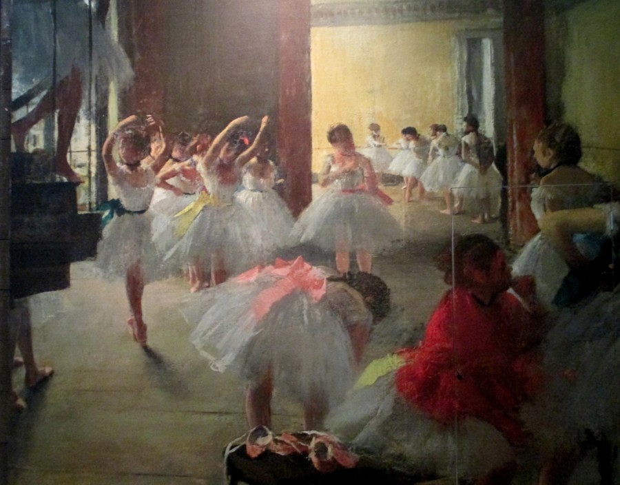 Edgar Degas | Ballet Dancers