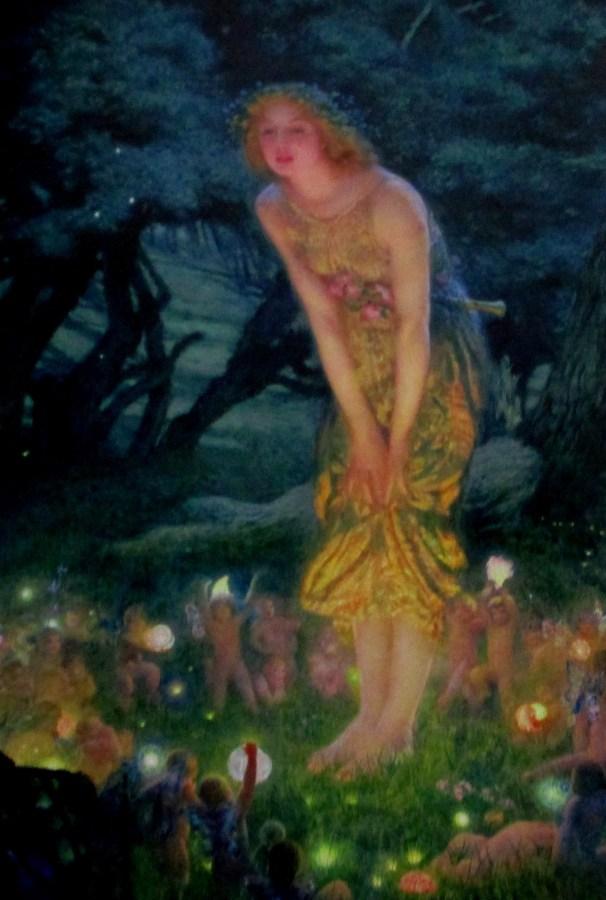 Edward Robert Hughes | Midsummer Eve