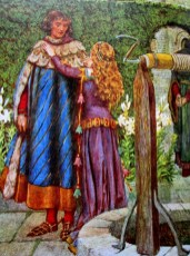 Eleanor Fortescue-Brickdale | Sir Lancelot