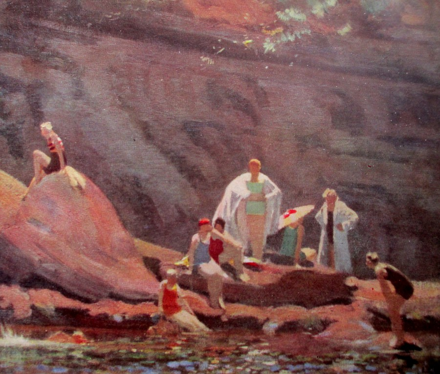 Fred Leist   bathers