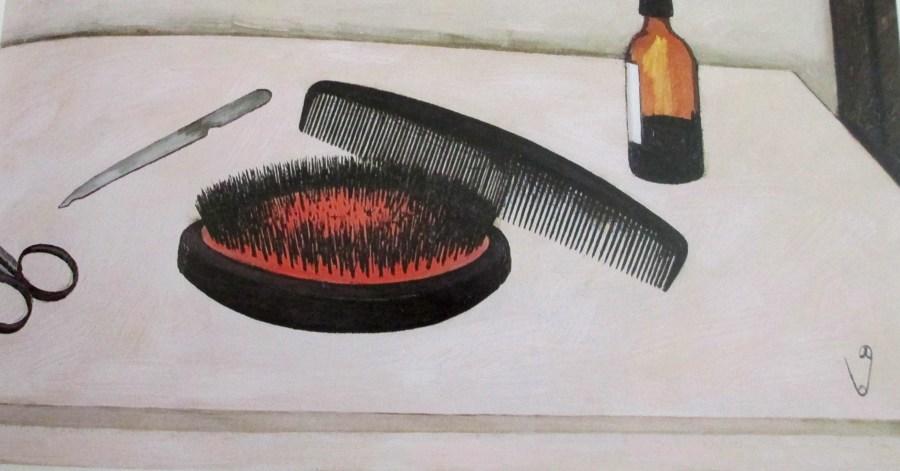 John Back - The Hairbrush