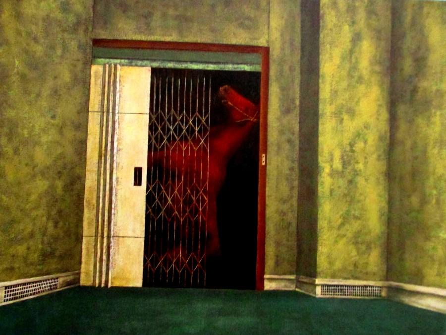John Kelly | Dead Horse in the Slade Lift (1997)