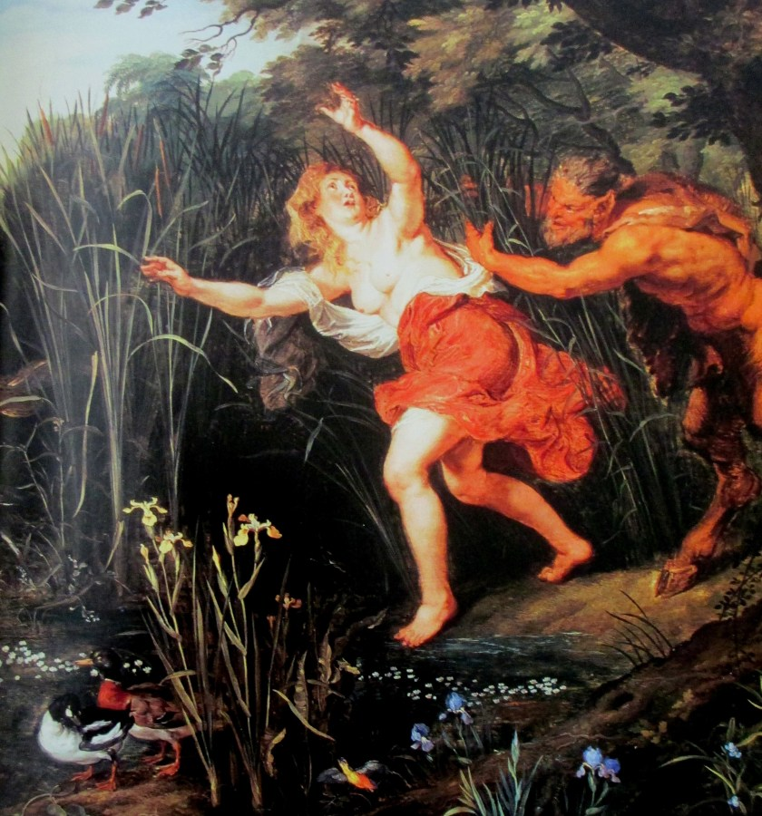 Peter Paul Rubens | and Jan Brueghel the Elder | Landscape with Pan and Syrinx
