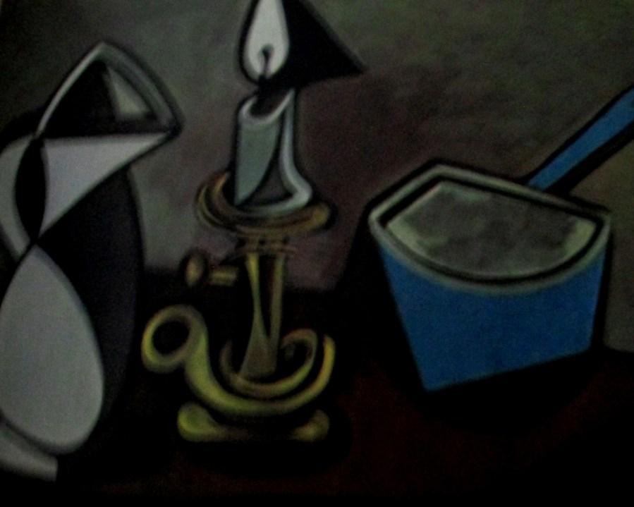 Pablo Picasso   Enamel Saucepan
