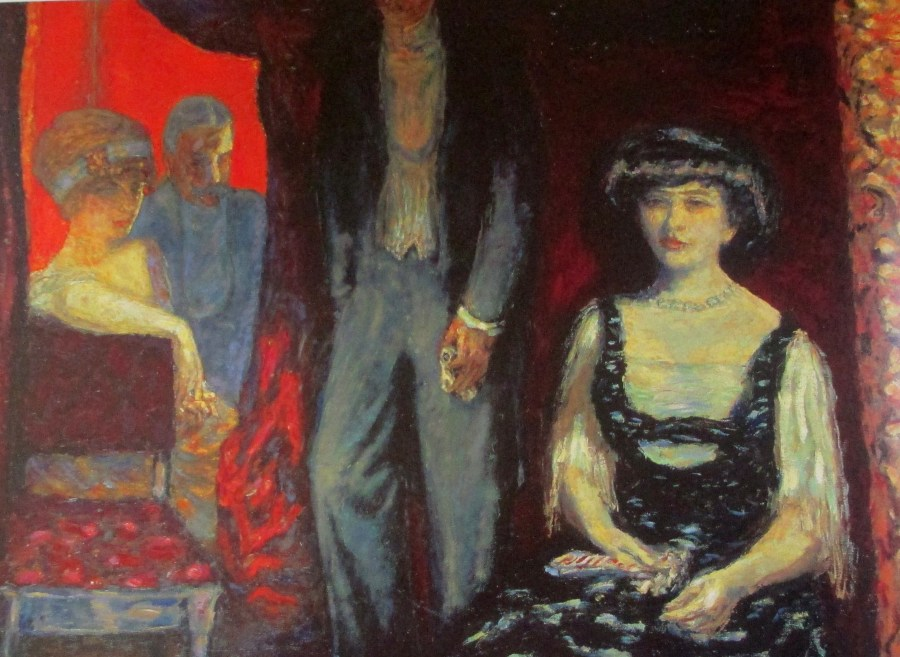 Pierre Bonnard | Theatre Box (1908)