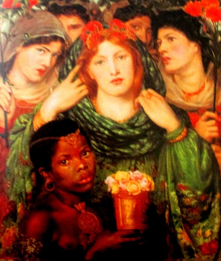 Dante Gabriel Rosetti | The Beloved