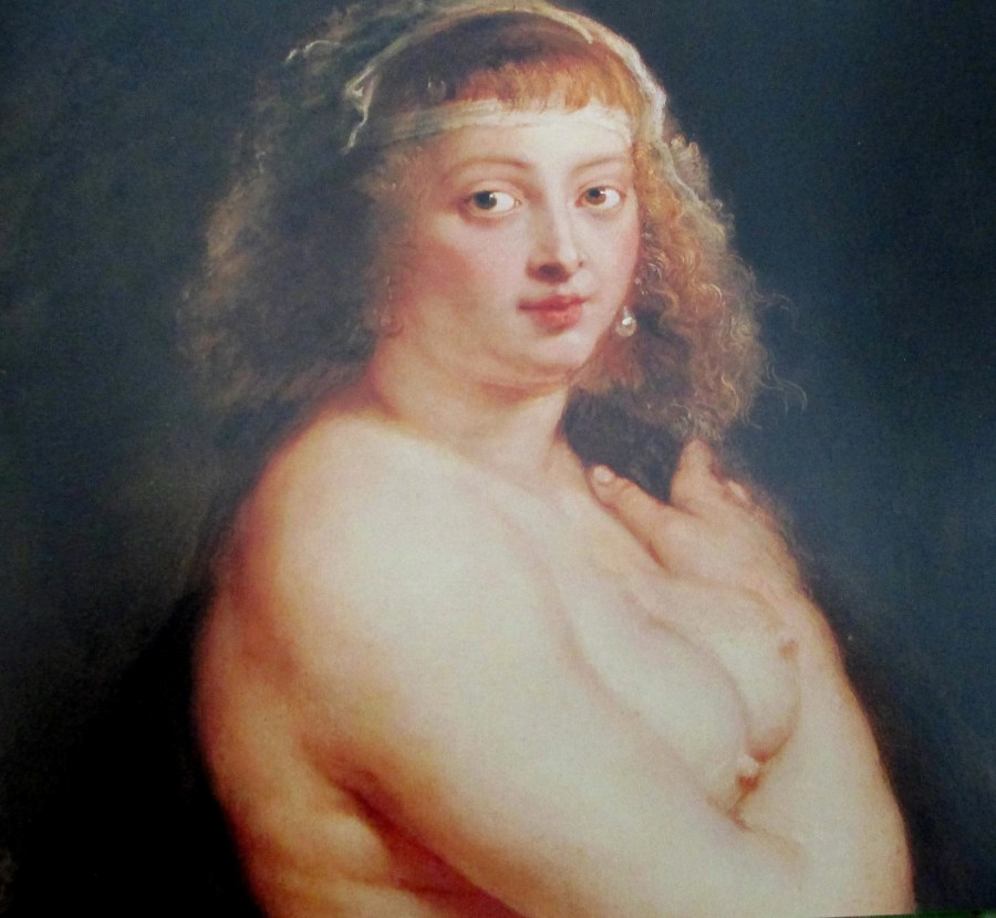 Peter Paul Rubens | Helene Fourment (c1638)