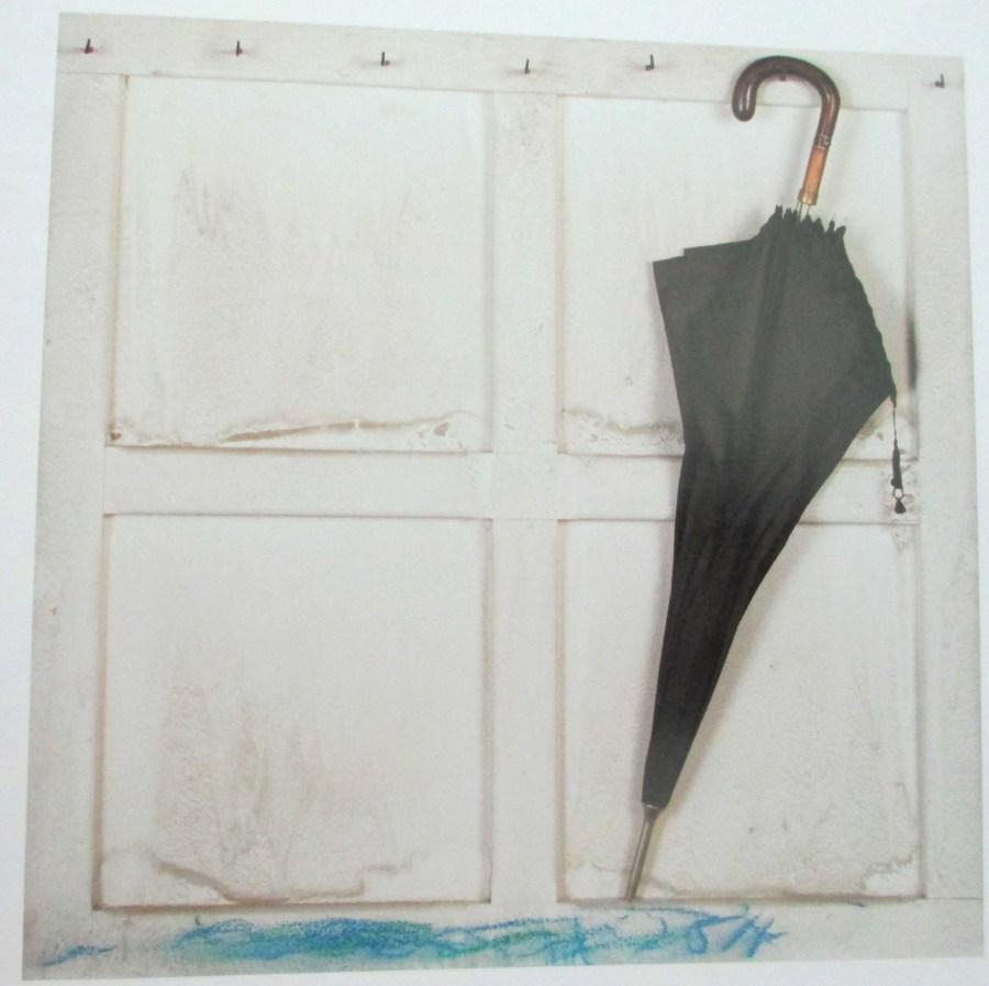 Antoni Tapies | Paraguas