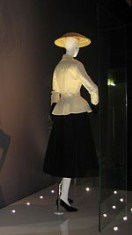 Christian Dior | The Bar Suit 'Corolle' Line 1947