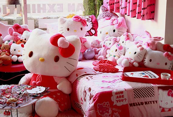 Image result for hello kitty merchandise