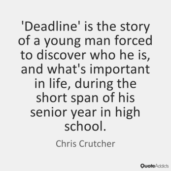 deadline quote