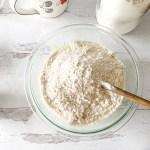 Focaccia bread recipe homemade rosemary pesto Italian homemade.