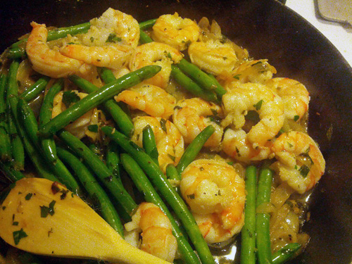 Maryann Reissig's Shrimp and Grits photo