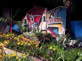 Art Nouveau Garden