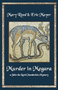 Murder in Megara cover