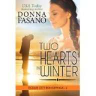 two hearts in winter cover