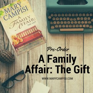 Pre-Order A Family Affair: The Gift